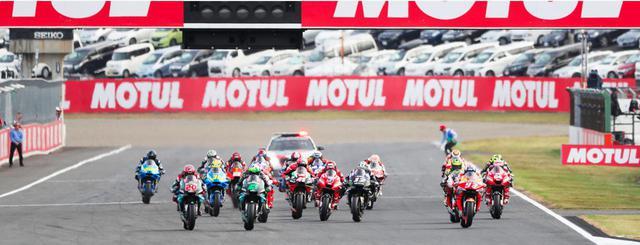 画像: スズキがMotoGP日本グランプリで無双する予定だったのに……