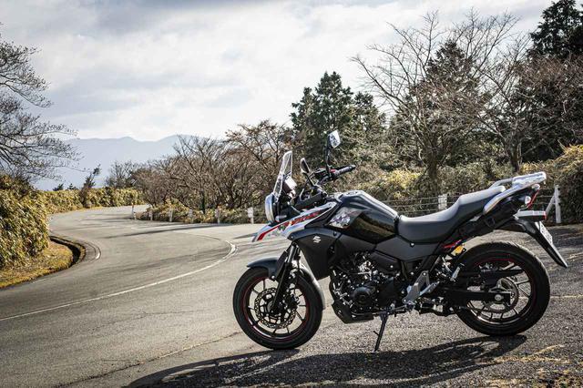 画像: ゆっくりが真骨頂の『Vストローム250』をガチで走らせたら、どうなるんだろう? - スズキのバイク!