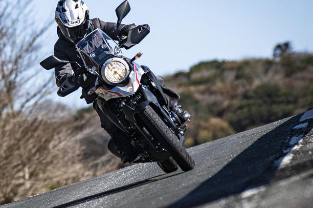 画像: ゆっくりが真骨頂のスズキ『Vストローム250』をガチで走らせたら、どうなるんだ? - スズキのバイク!