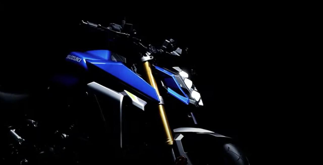 画像2: 日本での正式発表の前に新型『GSX-S1000』を海外映像で推察