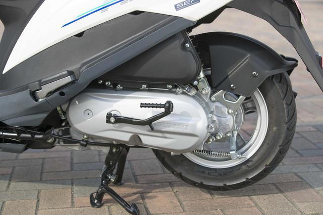 画像1: 今の『アドレス125』はパワー系の125ccバイクじゃない