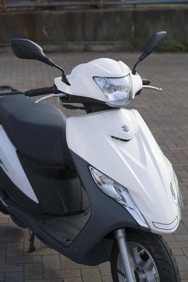 画像: 恐るべき125ccスクーター。スズキの原付二種バイク『アドレス125』の徹底した実用性に震える……【スズキ アドレス125 / 試乗インプレ 前編】】