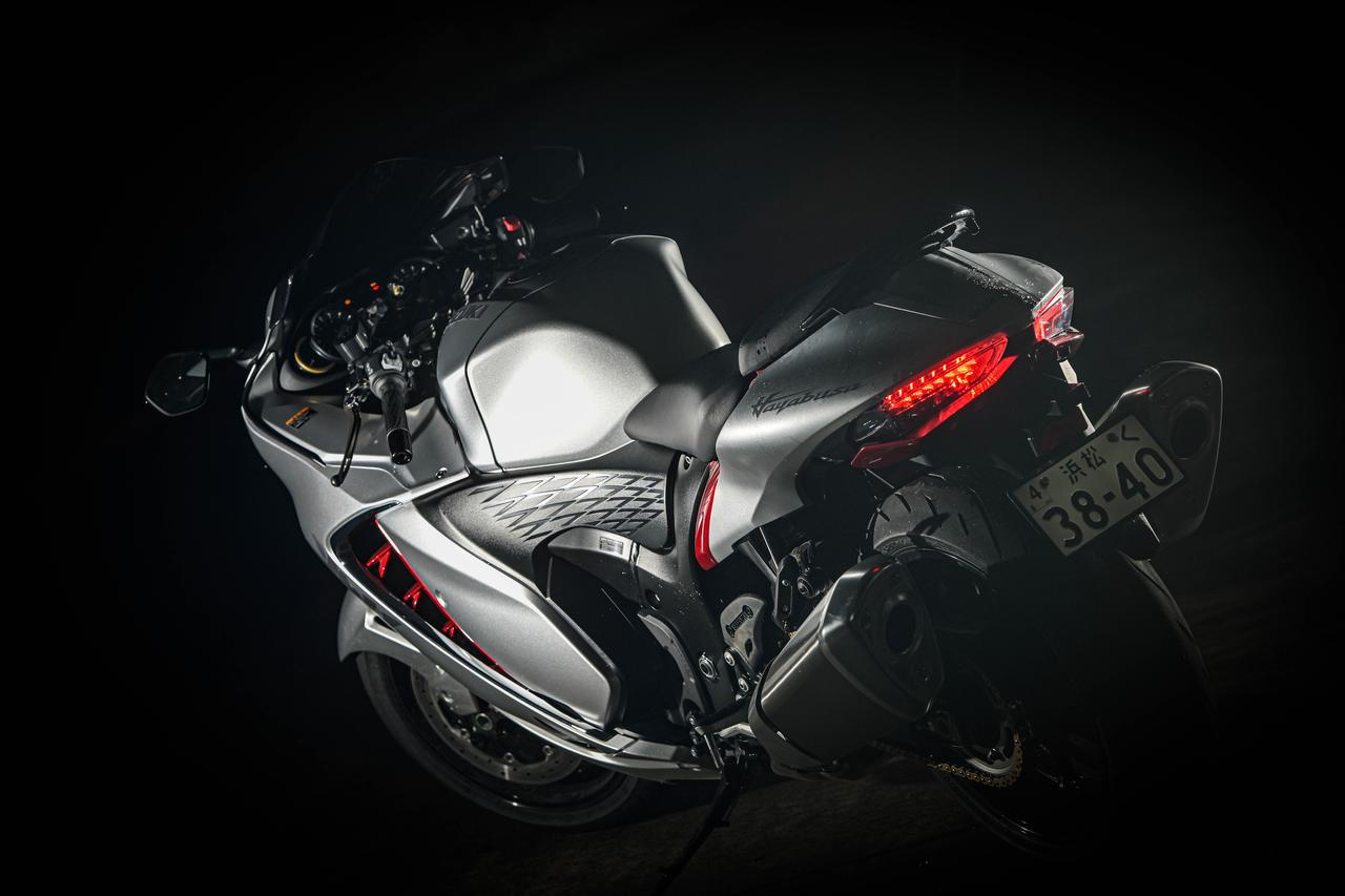 画像2: 「究極のバイク」は熟練のライダーにしか乗りこなせない?