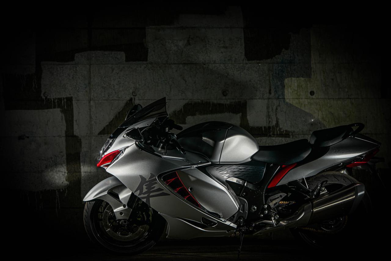 画像4: 「究極のバイク」は熟練のライダーにしか乗りこなせない?