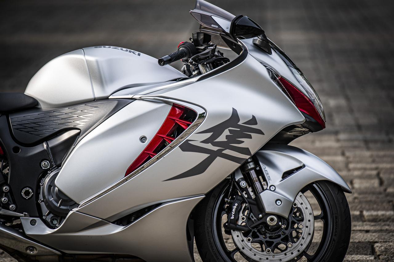 画像: ツーリングバイクとしての新型「隼」の使いやすさは?