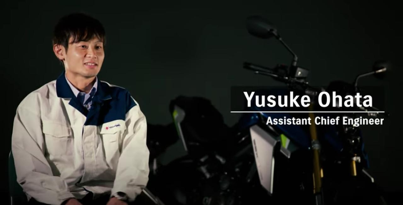 画像4: 日本での正式発表の前に新型『GSX-S1000』を海外映像で推察