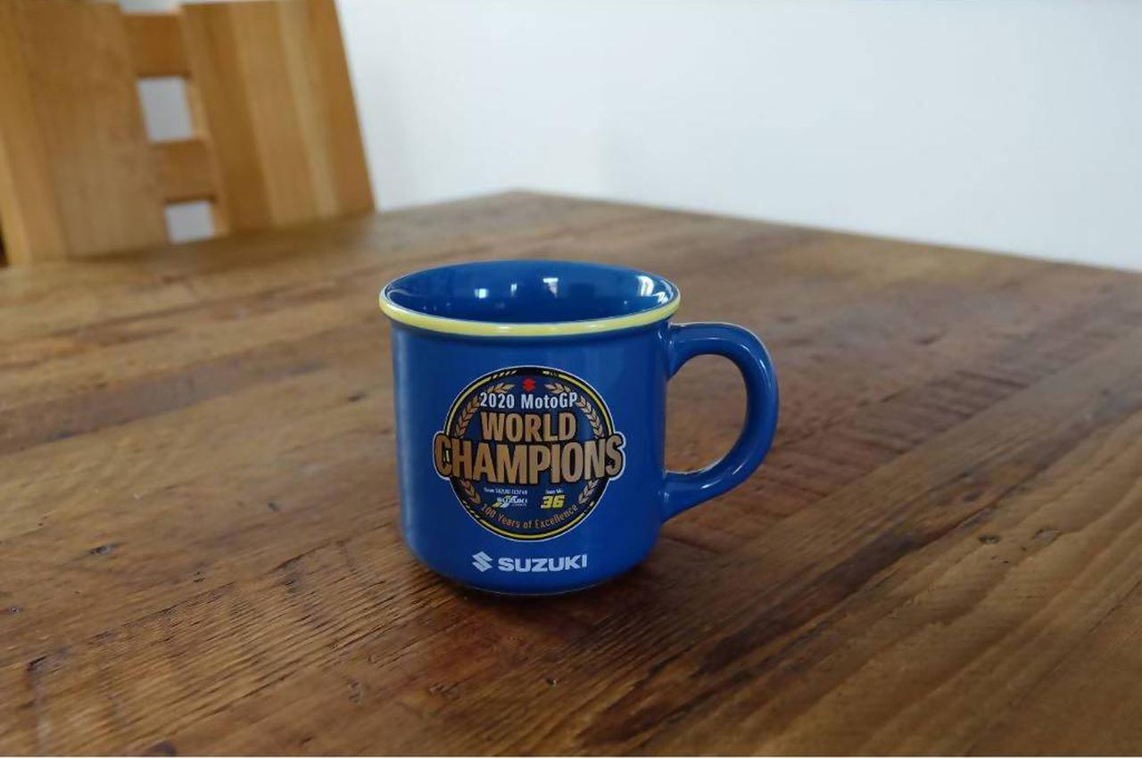 画像1: MotoGP チャンピオン マグカップ
