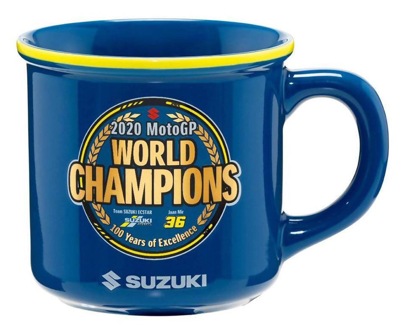 画像: 「MotoGP チャンピオン マグカップ」¥2,200(10%税込)