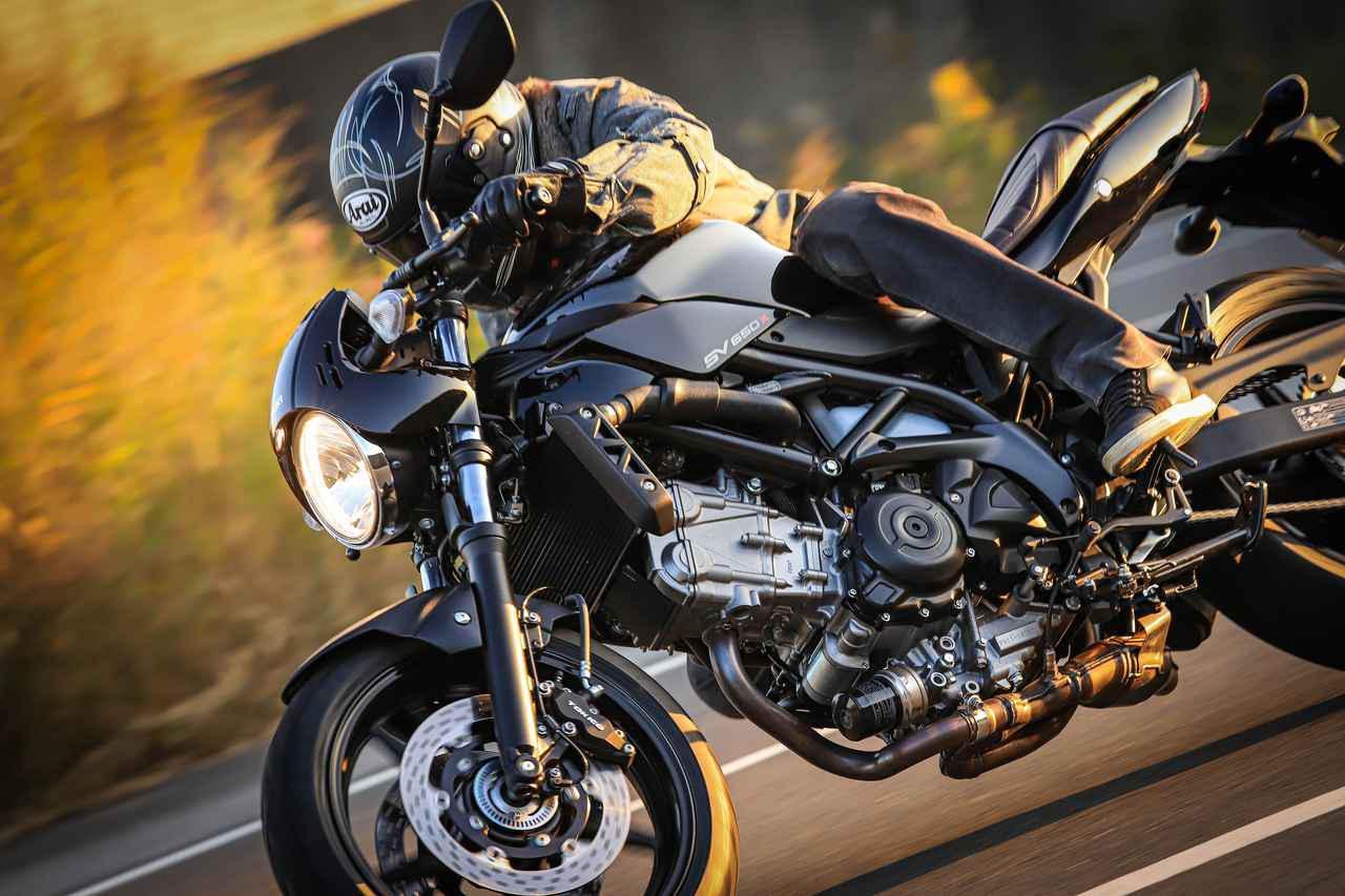 画像: 650ccの潜在能力をどこまで引き出せる? バイクの奥深さを『SV650X』が教えてくれる! - スズキのバイク!