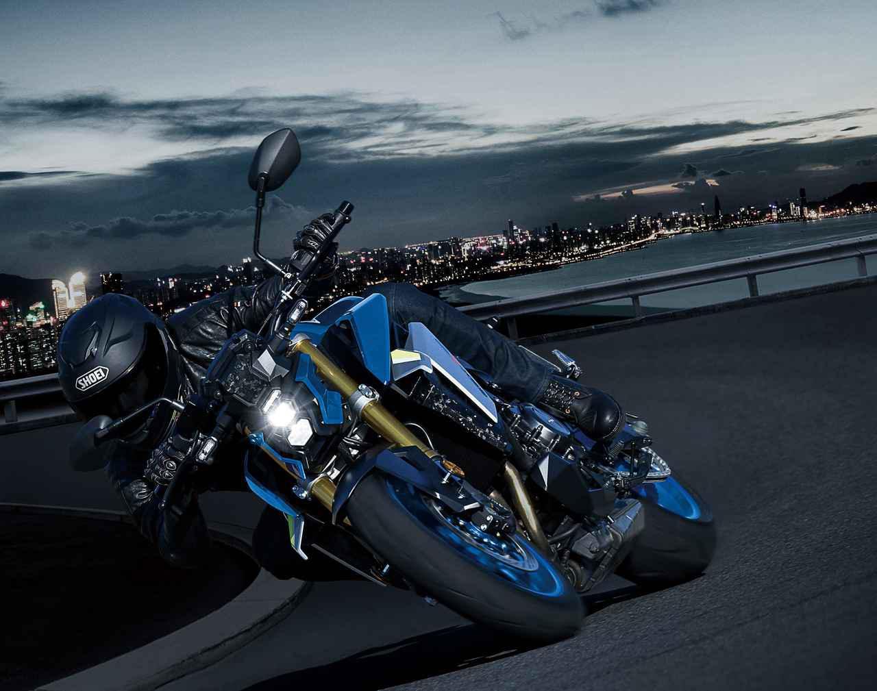 画像: 新型『GSX-S1000』はエンジンに注目! 最高出力アップより注目したいのは? - スズキのバイク!