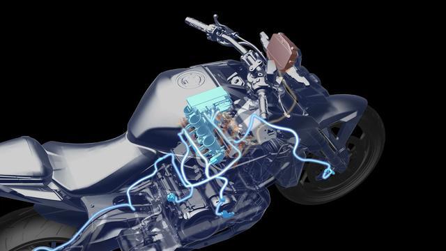 画像: 2022 Suzuki GSX-S1000: Electronic Controls www.youtube.com