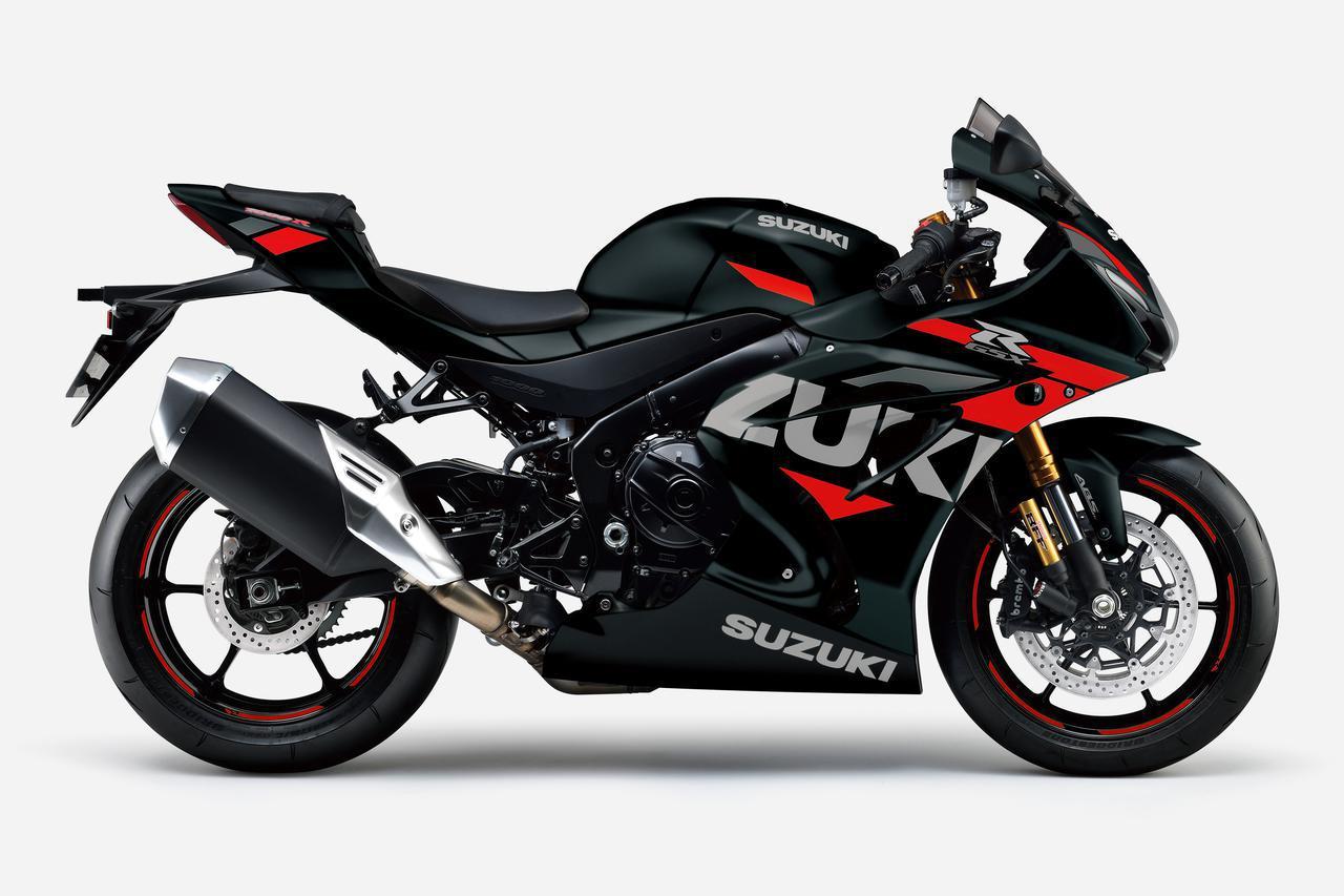 画像2: 最速のスズキ『GSX-R1000R』がカラーチェンジ! 2021年モデルは何だかお洒落なスーパースポーツに?【スズキのバイク! の新車ニュース/GSX-R1000R(2021)】
