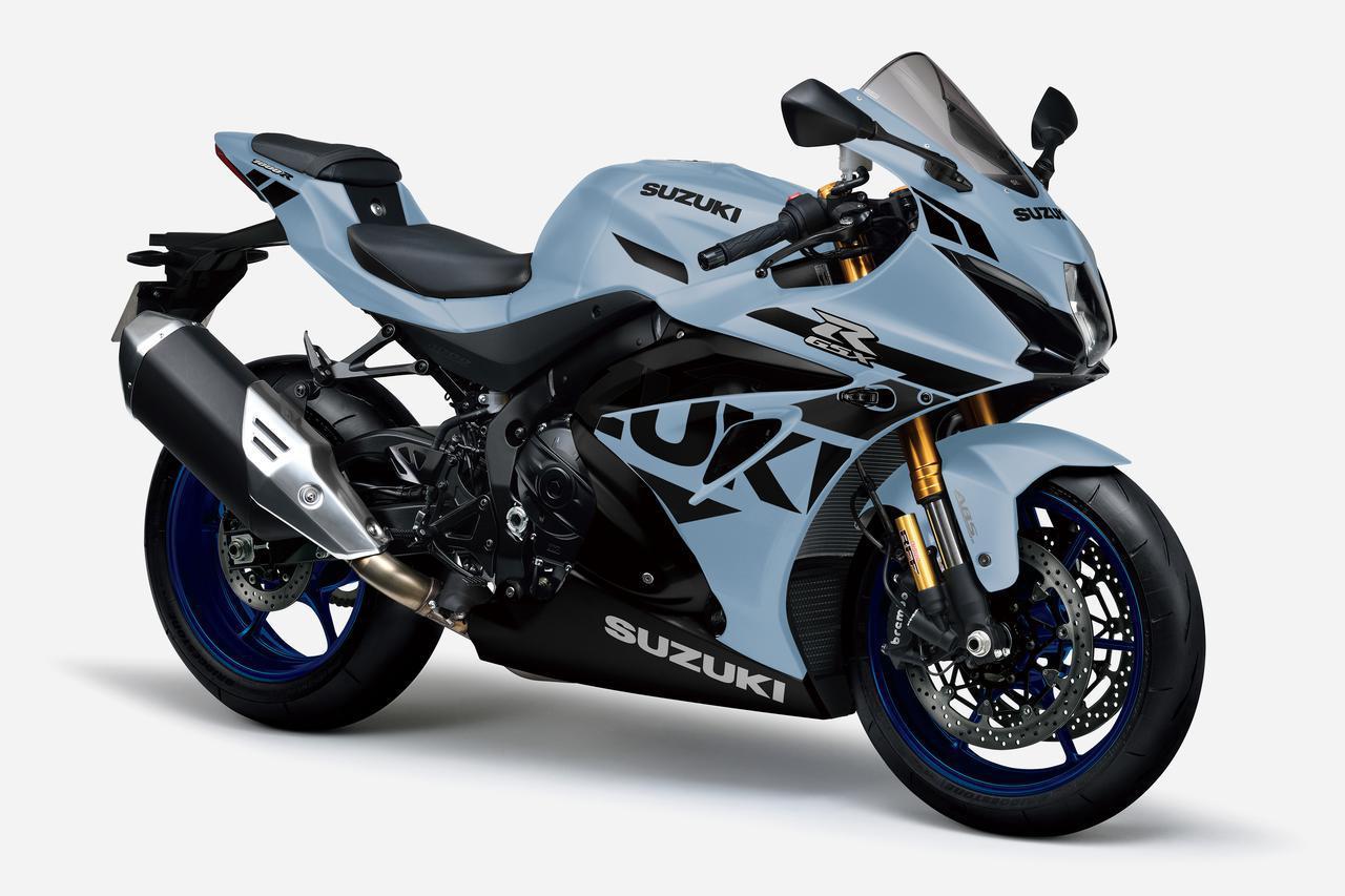画像1: スーパースポーツ『GSX-R1000R』にストリート感?