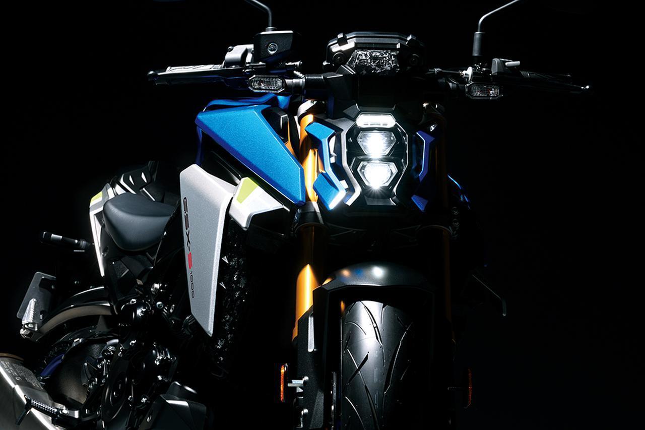 画像: 新型『GSX-S1000』日本仕様は150馬力! 価格と発売日も決定しました!  - スズキのバイク!