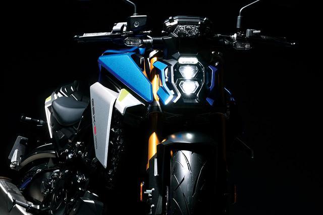 画像1: 【発表】新型『GSX-S1000』日本仕様は150馬力! 価格と発売日も決定しました!  - スズキのバイク!