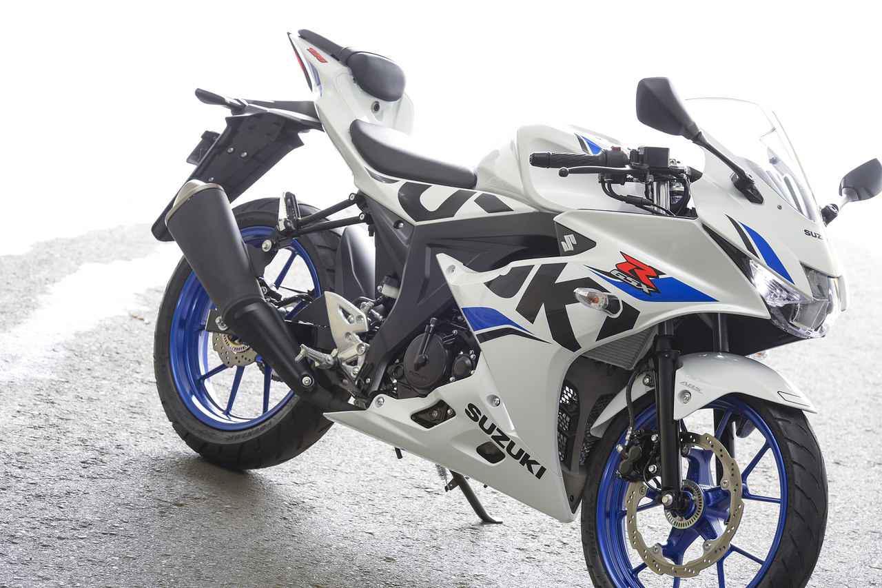 """画像: 【修行】小排気量のバイクを操る『極意』って? スズキの原付二種/125ccスポーツの走らせかたが""""目からウロコ""""でした! - スズキのバイク!"""