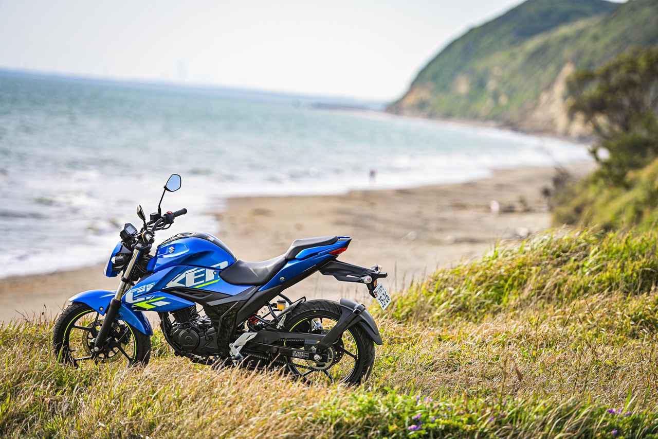 画像1: 「1タンクで600㎞オーバー!?」ジクサー150は『無給油で果てまで行ける』バケモノみたいな低燃費ツアラー - スズキのバイク!