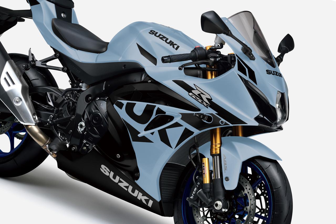 画像: 最速のスズキ『GSX-R1000R』が何だかお洒落スーパースポーツになってるぞ!? - スズキのバイク!