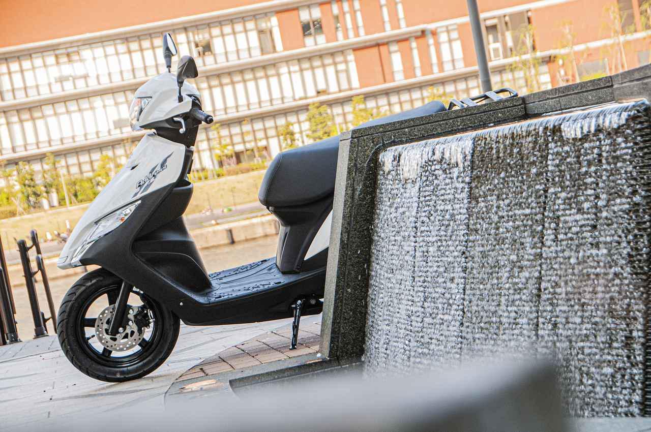 画像: コスパ高すぎ! スズキの原付二種スクーターには無料で『盗難補償』が付いてくるの知ってる? - スズキのバイク!