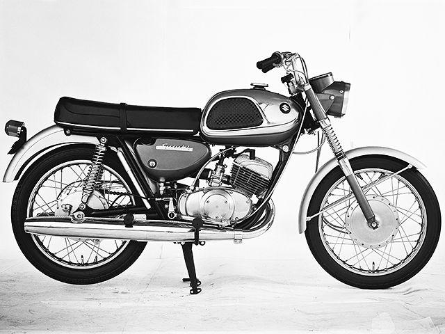 画像1: スズキ T20(1965年)