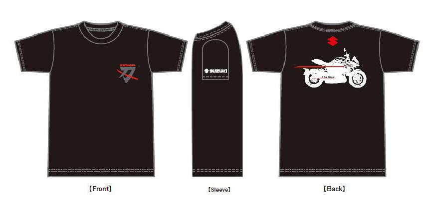 画像: 「KATANA ドライTシャツ」3,080円(消費税10%込み)