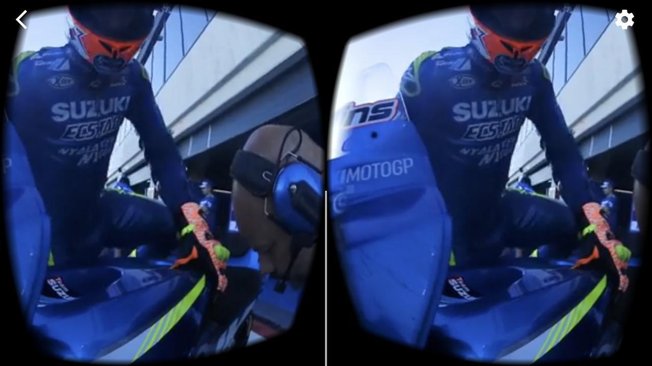 画像4: MotoGPライダー『アレックス・リンス』の走りを疑似体験!? あまりにもレベルが違って笑うしかない……【寝ても覚めてもスズキのバイク!/モトGP チーム・スズキ・エクスター 編】