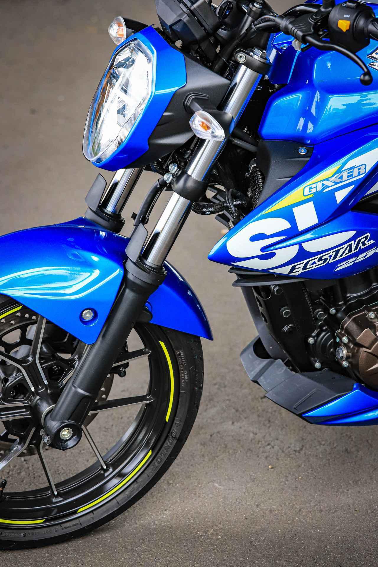 画像: 燃費王『ジクサー150』があれば十分じゃない!?  250ccの『ジクサー250』って、どんな人におすすめできるバイクなんだ?【SUZUKI GIXXER 250/試乗インプレ・レビュー 前編】