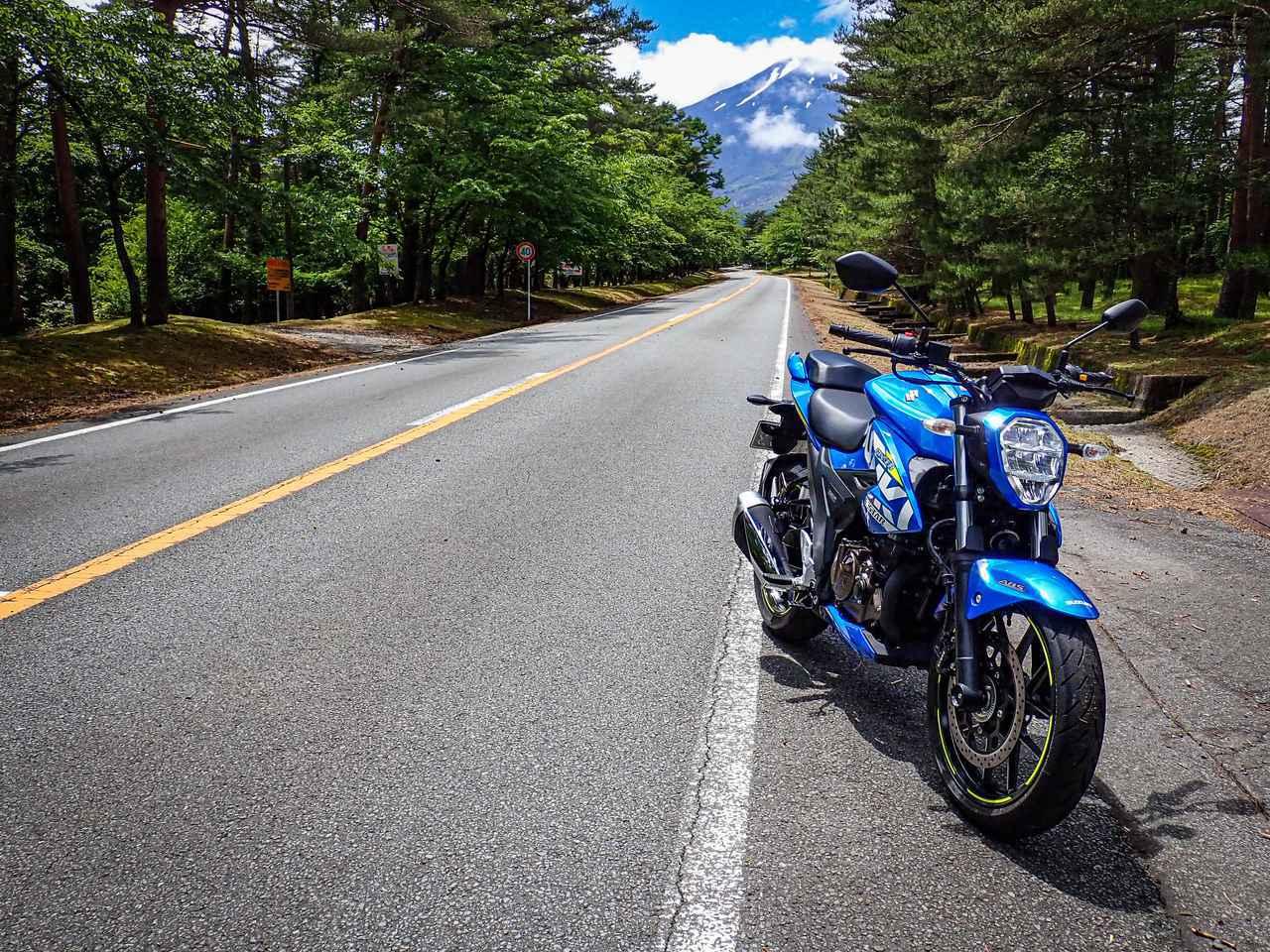 画像3: 250ccのバイクとして『ジクサー250』は正しくライトウェイトスポーツ!