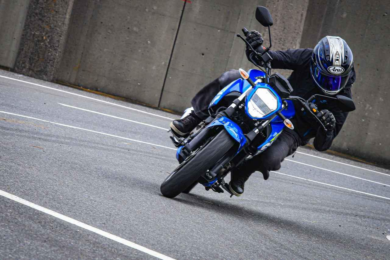 画像2: 250ccのバイクとして『ジクサー250』は正しくライトウェイトスポーツ!