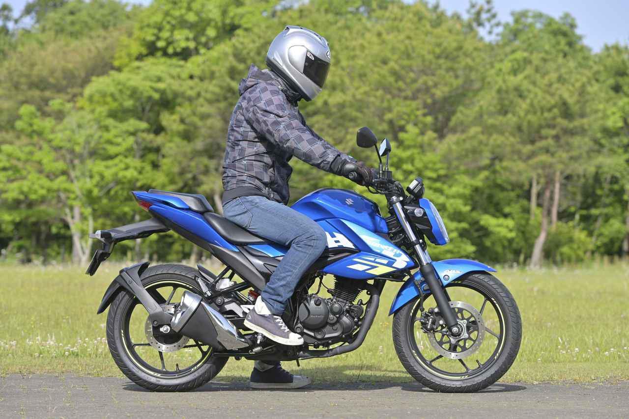 画像: 『ジクサー150』の燃費や足つき性は? おすすめポイントや人気の装備、価格やスペックを解説します - スズキのバイク!
