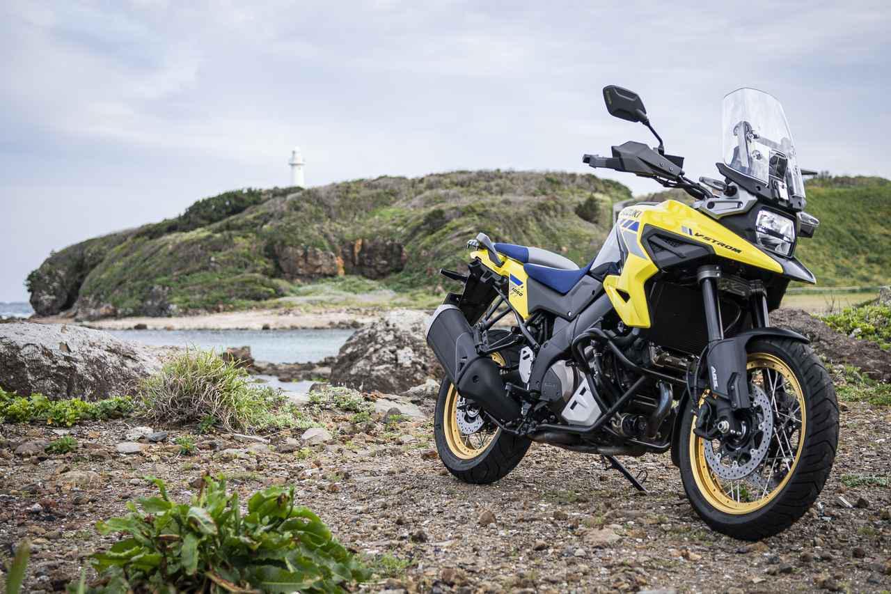 画像: コーナーがめっぽう速い! けど『Vストローム1050XT』最大の魅力はそこじゃないな、と思った話 - スズキのバイク!