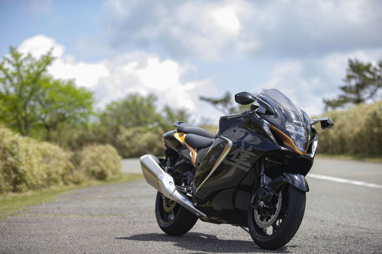 画像: 結局のところ新型『隼』はどういうバイクになったのか? 2代目オーナーとして思うこと  - スズキのバイク!