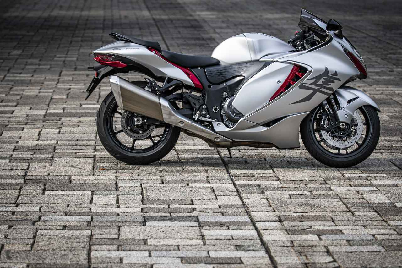 画像: 究極のツーリングバイクはスピードが速くても疲れにくい