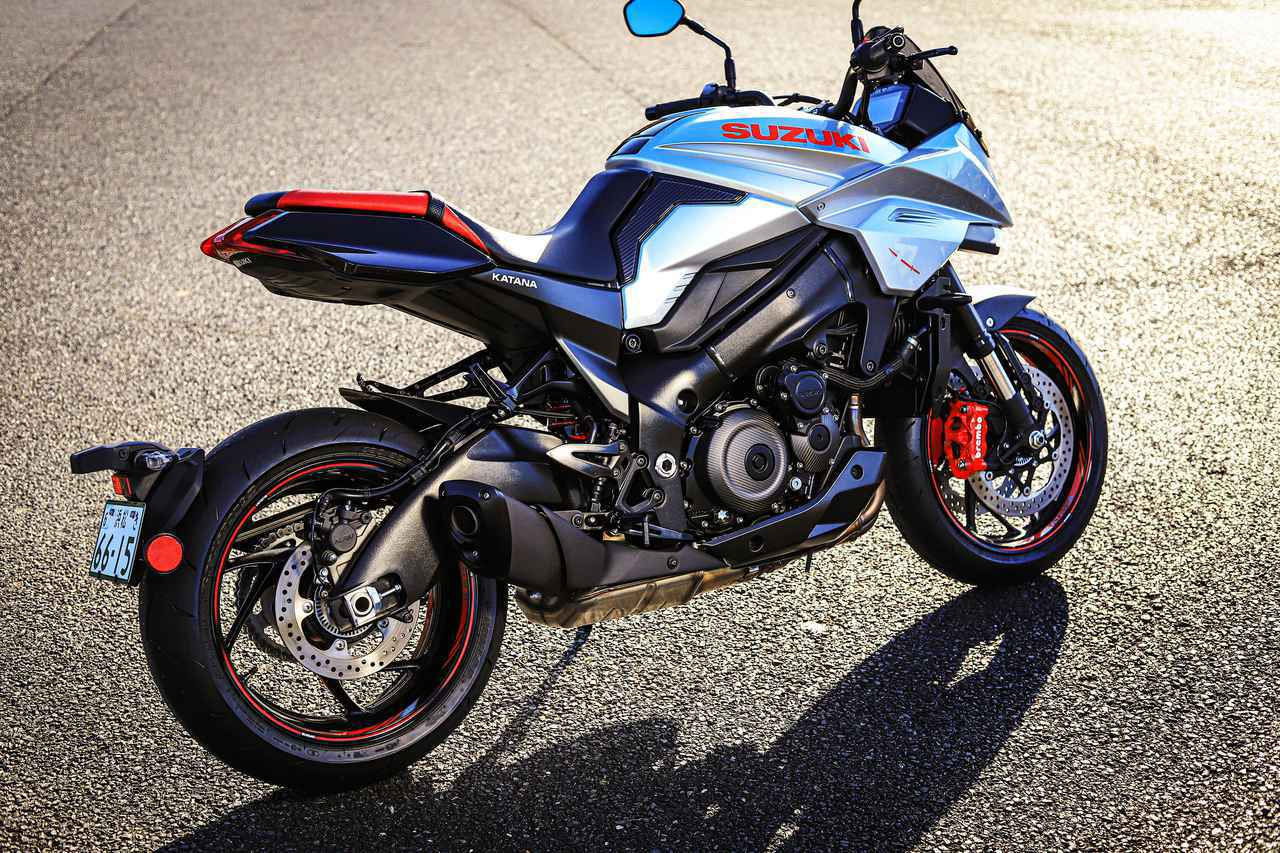 画像: 新型カタナのカスタムで、やってると『あの人、リッチだなぁ』と思っちゃう高級パーツについて - スズキのバイク!