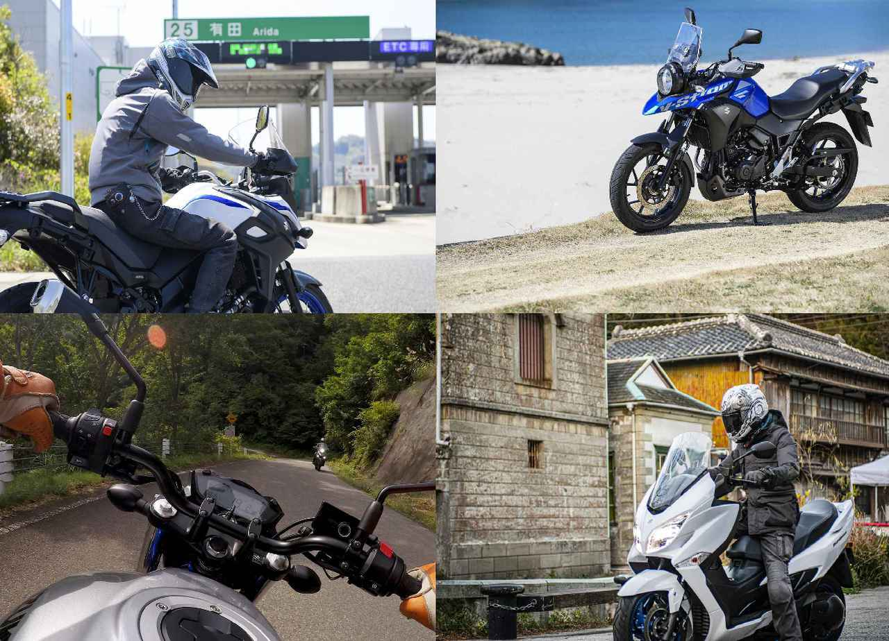 画像: 【殿堂入り】スズキのバイク!年間人気ベスト10はこうなった! - スズキのバイク!