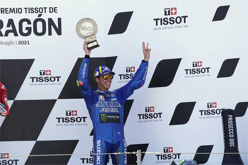 画像1: 安定の走りでジョアン・ミルは3位表彰台を獲得!