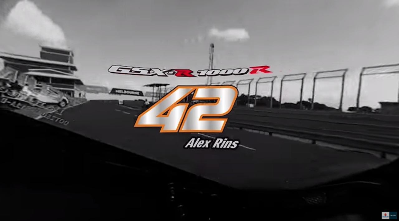 画像: MotoGPライダー『アレックス・リンス』の走りを疑似体験!? あまりにもレベルが違って笑うしかない…… - スズキのバイク!