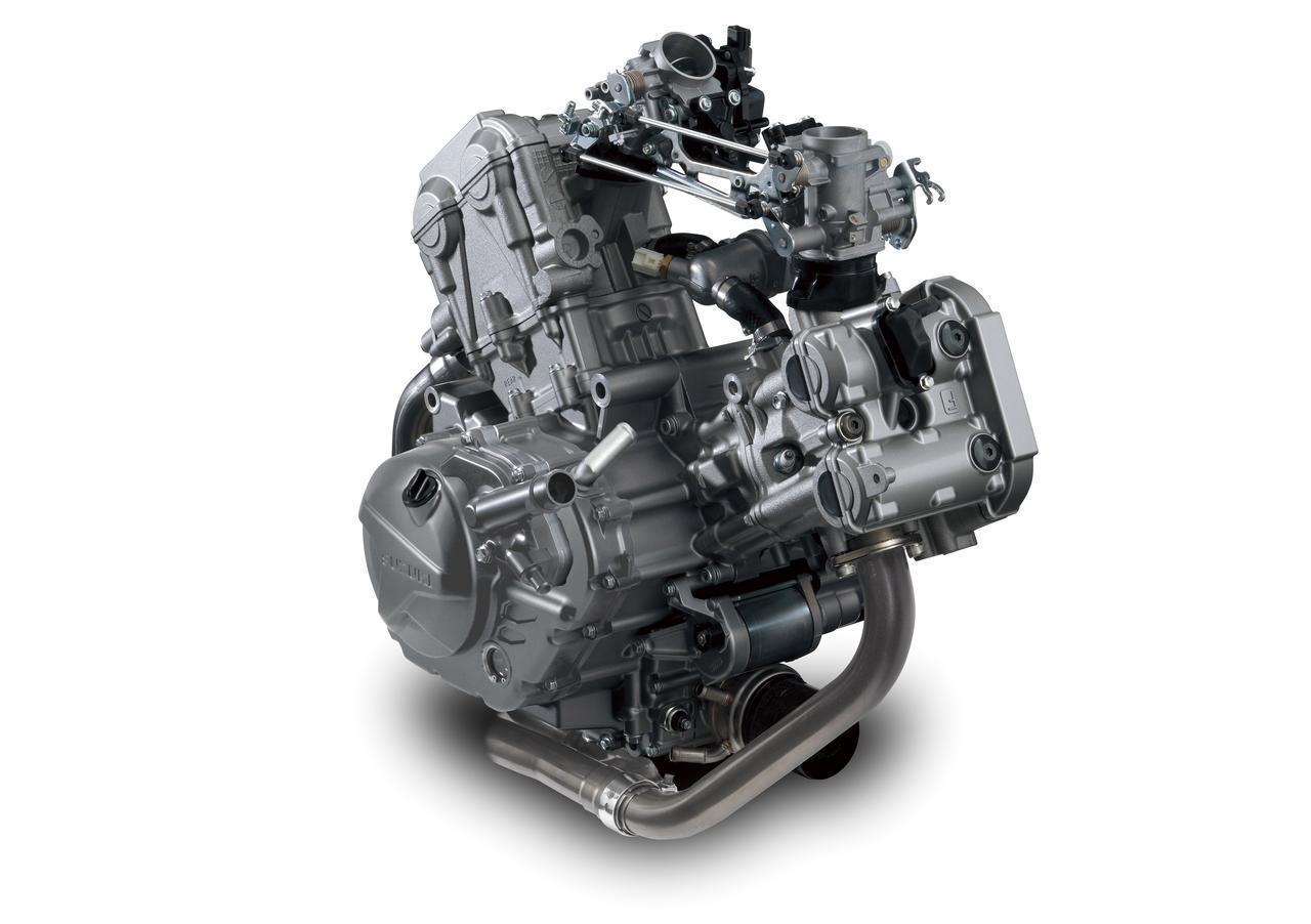 画像: 【クイズ】難易度高め! SV650やVストローム650に搭載されてるスズキの隠れた名機エンジンを知ってる? - スズキのバイク!