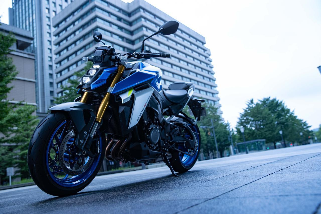 画像3: 新型『GSX-S1000』は見た目だけじゃない!