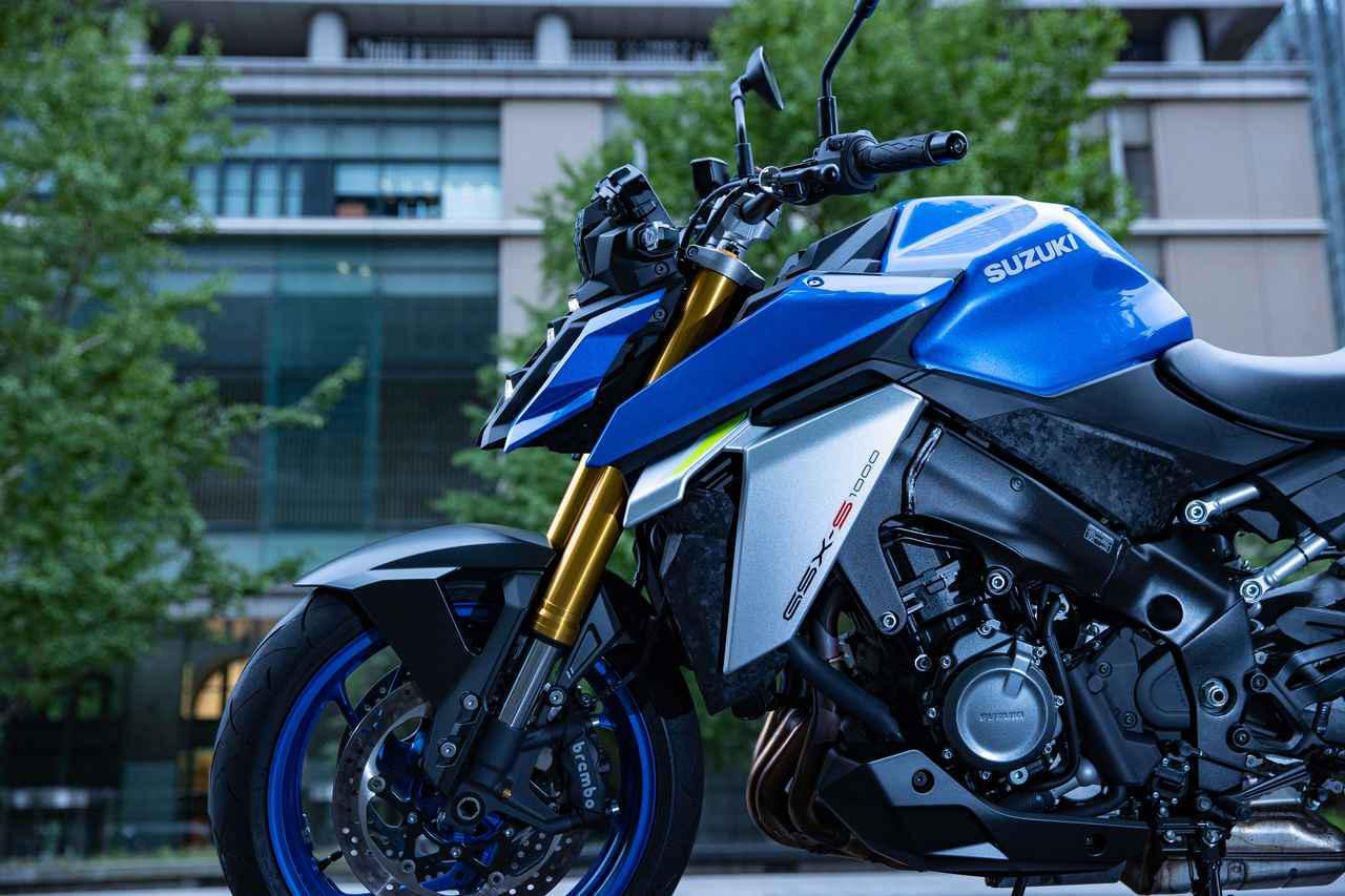 画像7: 新型と従来型は、もう別のバイクだと思ったほうがいい