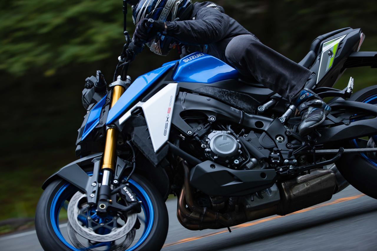 画像5: 新型と従来型は、もう別のバイクだと思ったほうがいい
