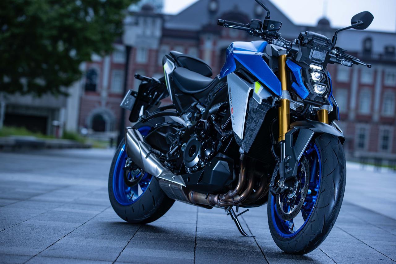 画像6: 新型と従来型は、もう別のバイクだと思ったほうがいい
