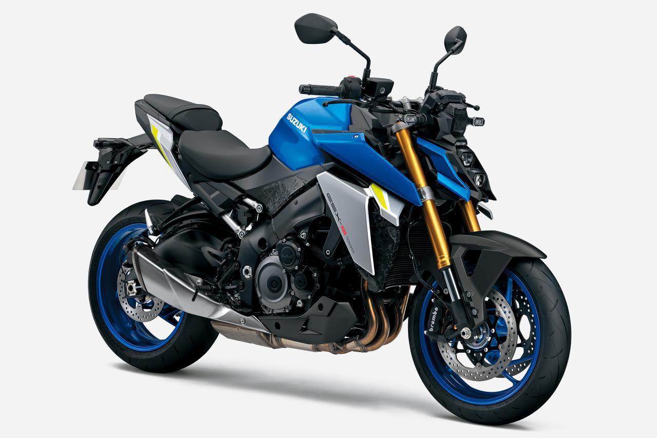 画像: 新型『GSX-S1000』が発売開始! 人気のあった先代モデルを新型は超えられるか!?  - スズキのバイク!