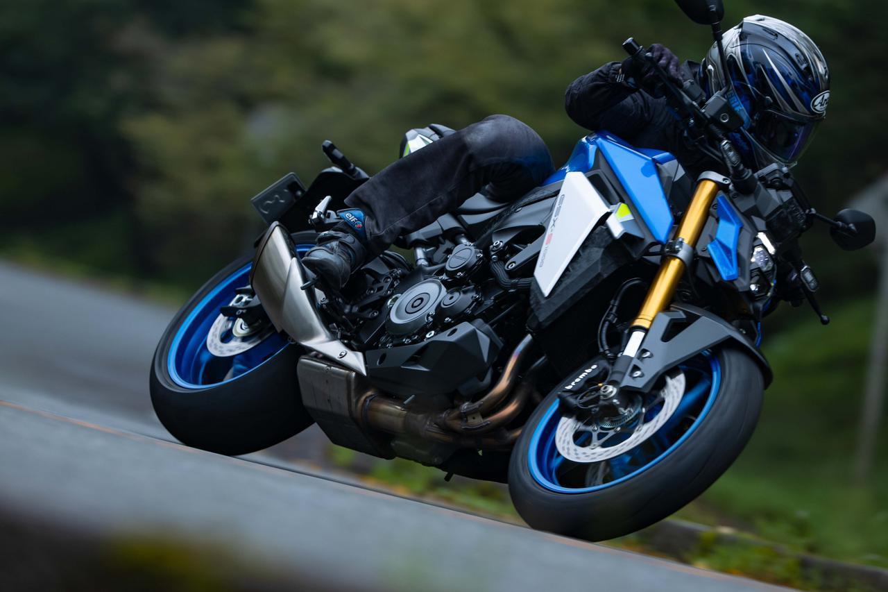 画像: GSX-R1000Rに似てる? 新型『GSX-S1000』のエンジンが電子制御で開花した! - スズキのバイク!