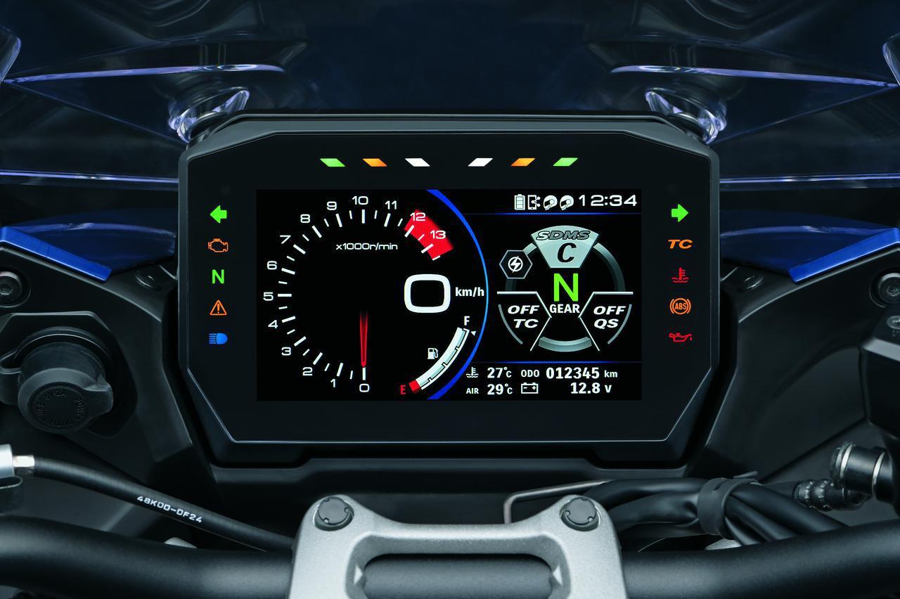 画像9: 新型『GSX-S1000GT』はGSX-S1000Fから何が変わった? 【スズキのバイクの新車ニュース/SUZUKI GSX-S1000GT 装備&ディテール 編】