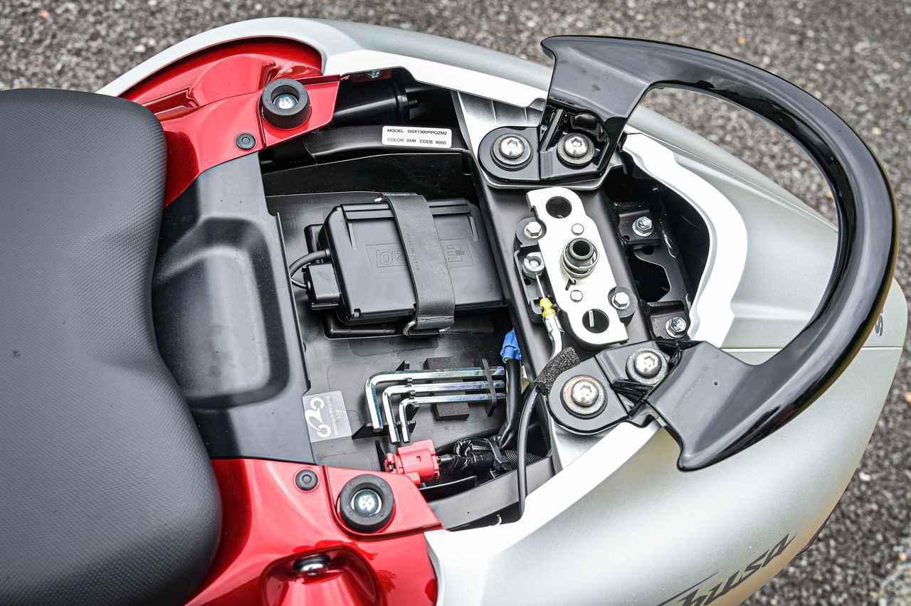 画像: 地味に気になる……新型『隼(ハヤブサ)』をガチの「実用性」で検証みます! - スズキのバイク!