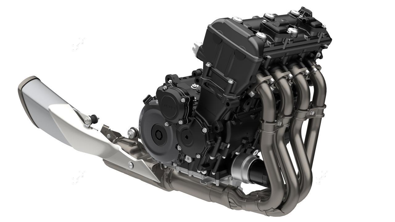 画像2: 新型『GSX-S1000GT』の進化&装備をチェック