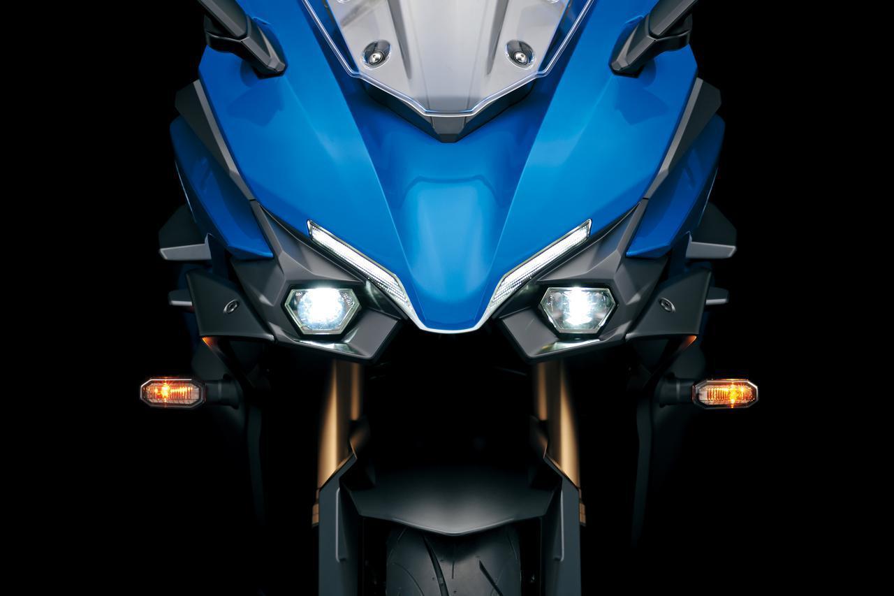 画像1: スズキが新型『GSX-S1000GT』発表! GSX-S1000Fの後継機はスーパースポーツ・グランドツアラー!? - スズキのバイク!