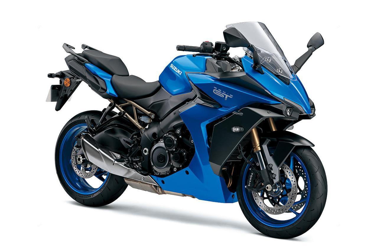 画像: 新型『GSX-S1000GT』はGSX-S1000Fから何が変わった?  - スズキのバイク!