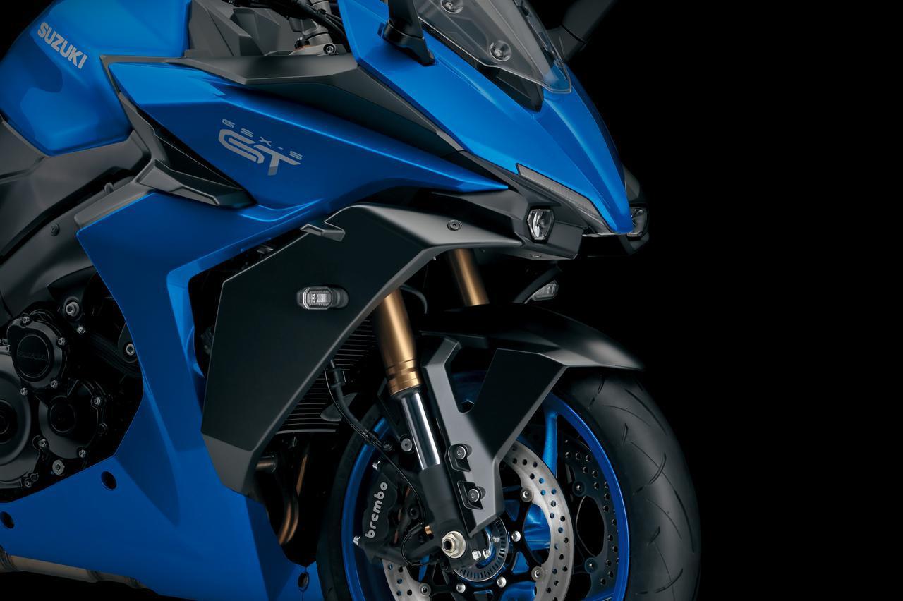 画像6: 新型『GSX-S1000GT』はGSX-S1000Fから何が変わった? 【スズキのバイクの新車ニュース/SUZUKI GSX-S1000GT 装備&ディテール 編】